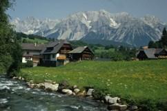 Die Alpen in Bayern